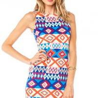 Color Conquest Dress - ShopSosie.com