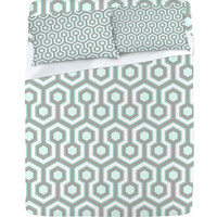 DENY Designs Home Accessories | Caroline Okun Icicle Sheet Set