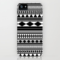 Tribal #5 iPhone & iPod Case by Haleyivers