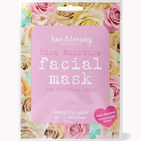 Rice Moisture Facial Mask