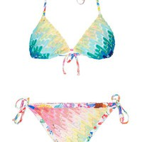 Missoni Reversible Bikini - Parisi - Farfetch.com