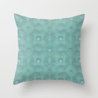 Rayos Throw Pillow by gabi press