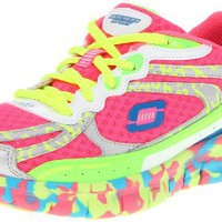 Skechers Women's Confetti Color Fashion Sneaker
