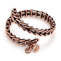 Alex and Ani Gypsy 66 Wrap - Rose Gold