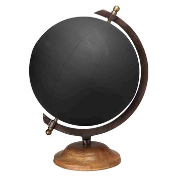 Jamie Young Chalkboard Globe Large