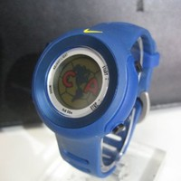 Nike Gorge Digital Club America - Blue - WD0142-491: Watches: Amazon.com