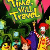 Amazon.com: Have Time, Will Travel (The Wacky Adventures of Ronald McDonald, Volume 5): Ronald McDonald, Hamburglar: Movies & TV