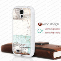 Old wall Samsung Galaxy S4  Case Soft  Silicon Rubber Case Samsung Galaxy note II case note 2 case 7100 case  unique Case