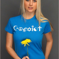 Coexist | 6DollarShirts
