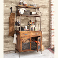 Terrazza Pantry Rack - Outdoor Furniture - Furniture - NapaStyle