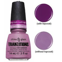 China Glaze Tranzitions Collection - Split Perso-nail-ity - 0.5oz / 14ml