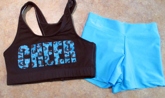 the gallery for gt cheer sports bras for kids