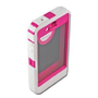 OtterBox Defender Case Breast Cancer Awareness Limited Edition W/Out Holster for Apple iPhone 4: Cell Phones & Accessories