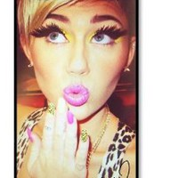 Amazon.com: Miley Cyrus Iphone 4/4s Case: Cell Phones & Accessories