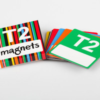 T2 Magnificent Magnets - Assorted 8pk