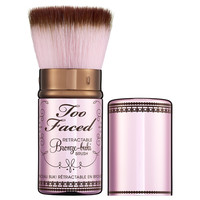 Sephora: Too Faced : Retractable Bronze-Buki Brush : face-brushes-makeup-brushes-applicators-tools-accessories