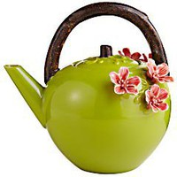 3D Flower Teapot