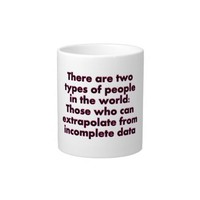 Extrapolate This... Jumbo Mug from Zazzle.com