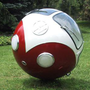 Volkswagen Bus Ball Sculpture ? Funny, Bizarre, Amazing Pictures & Videos