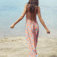 The Girl and The Water - acacia swimwear hana dress vintage aloha