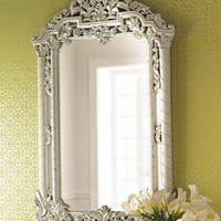 """French Inlay"" Mirror - Horchow"