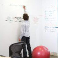 Dry Erase White Board Paint for Offices | IdeaPaint