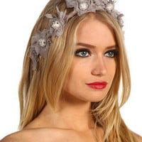 Chiffon Flower Garland Headband