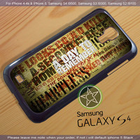 A Day To Remember Song for iPhone 4, iPhone 5, Samsung S4, Samsung S3, Samsung S2 Hot Edition