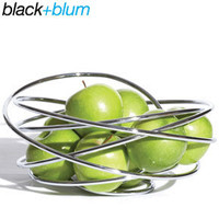 Black + Blum Fruit Loop bowl ? contemporary fruit bowls