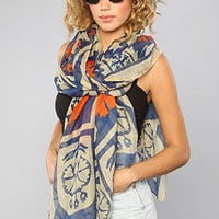 The Great Pines Scarf : *Accessories Boutique : Karmaloop.com - Global Concrete Culture
