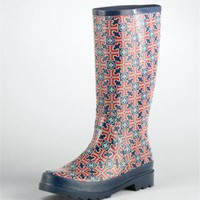 Tory Burch | PRINTED LOGO RAIN BOOT