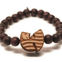 "Good Wood Wu Tang ""W"" Bracelet"