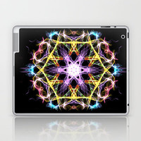 Digital Mandala Laptop & iPad Skin by Vargamari