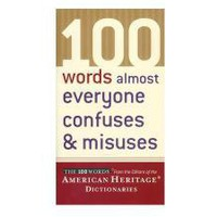 100 Misused Words Book