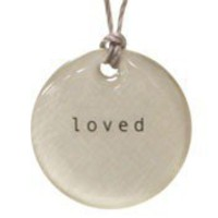 loved pendant