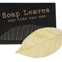 Cucumber Soap Leaves