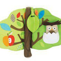 treetop friends activity book