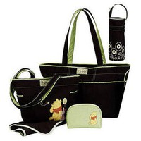 Winnie the Pooh Baby Diaper Changing Bag