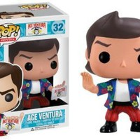 Ace Ventura Funko POP! Movies Vinyl Figure - Whimsical & Unique Gift Ideas for the Coolest Gift Givers
