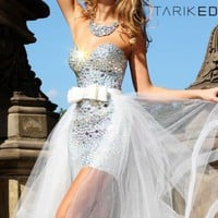 Tarik Ediz 90192 Dress - MissesDressy.com