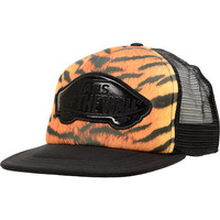 Vans Girls Beach Girl Tiger Print Trucker Hat