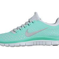 Nike FREE 3.0 v4 Women&#x27;s Shoes Tropical Twist/Silver