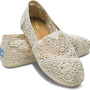 Brides &amp; Bridesmaids - Natural Crochet Women&#x27;s Classics | TOMS.com