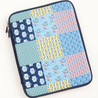 Whale Shop: Patchwork iPad Case - Vineyard Vines