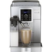 DeLonghi® Fully Automatic Espresso Machine with One Touch Cappuccino in Espresso Makers | Crate and Barrel