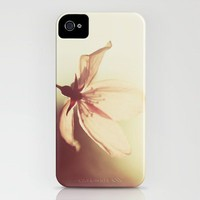 blossoms morning light iPhone Case by Beverly LeFevre | Society6