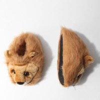 Lion Head Slipper