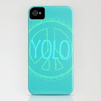 yolo bitchezz iPhone Case by Taylor St. Claire | Society6