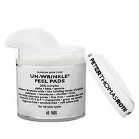 Peter Thomas Roth Clinical Skin Care Un-Wrinkle Peel Pads 60 for $45