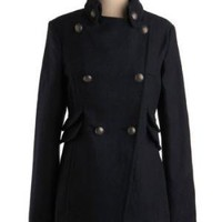 European Studies Coat | Mod Retro Vintage Jackets | ModCloth.com
